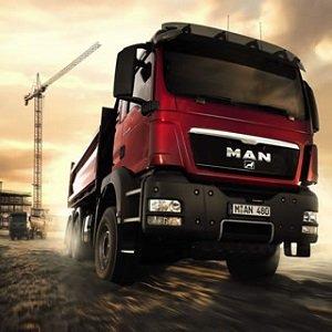 Man Truck Jigsaw
